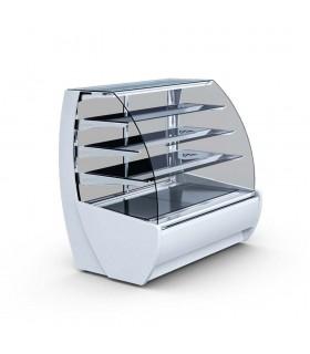 Vitrină frigorifică orizontală cofetărie Kameleo 1.3W, lungime 1405mm