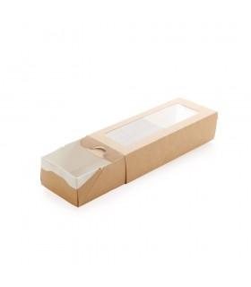 Cutie Alimente 1000 ml, ECO CASE 1000, 200x120x40 mm (set 300 bucăți)