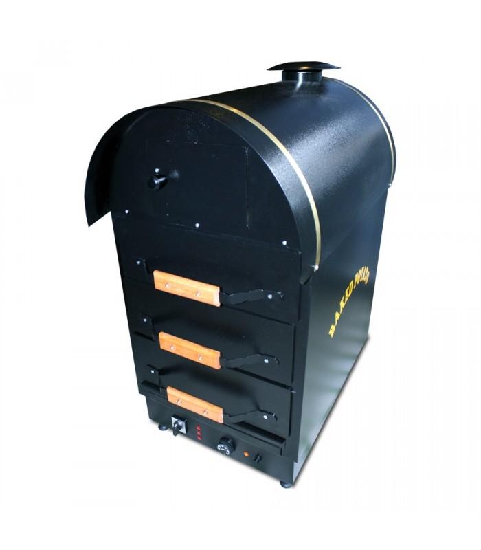 Cuptor kumpir electric - 3 sertare