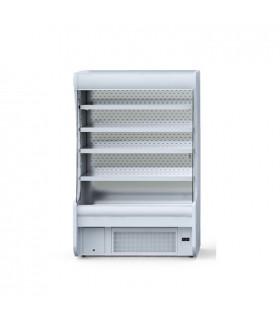 Raft frigorific cu perdea de aer Paros 1.3, 670litri, +3ºC/+10ºC, L1310mm
