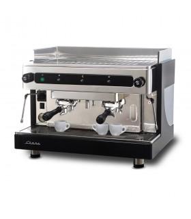 Aparat cafea espresso profesional manual cu 2 grupuri Start AEP 2