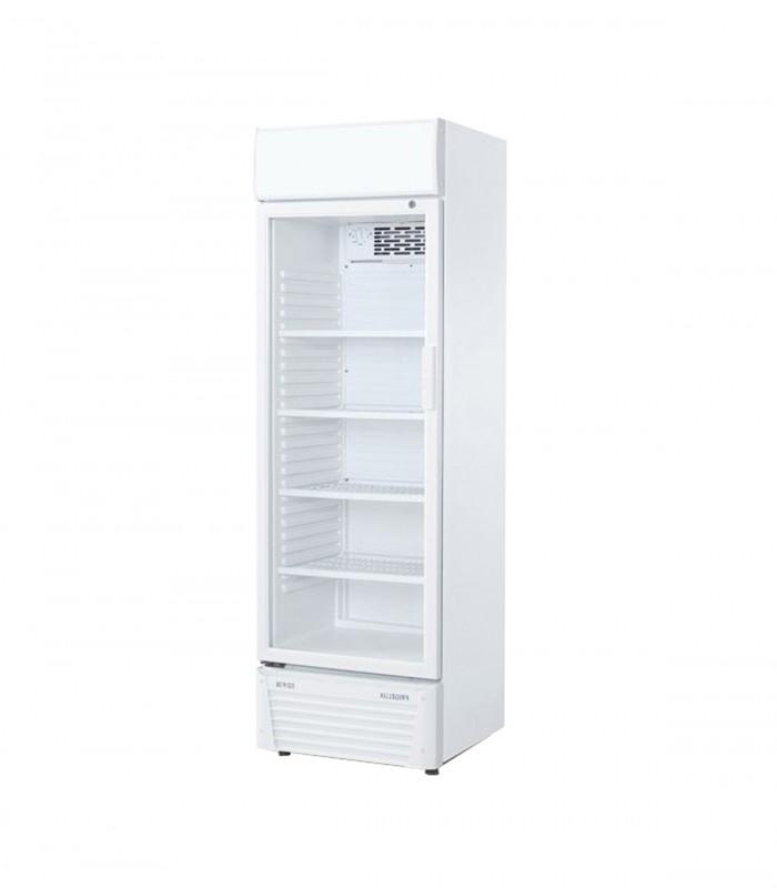 Vitrină frigorifică verticală LG4-336, 310litri, 0.28kW, 600x590x1900mm, Magnate