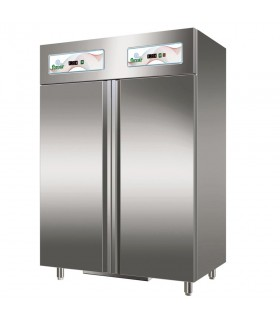 Dulap dublu refrigerare / congelare statică GN1200DT