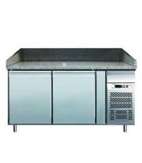 Masă frigorifică preparare pizza 2 uși PZ2600TN