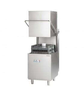 Mașină profesională de spălat vase cu capotă, comenzi digitale, Stalgast 803025