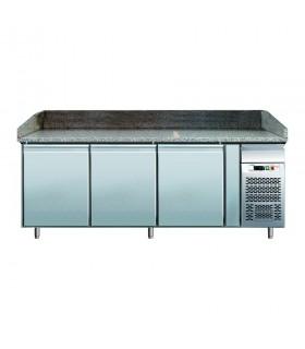 Masă frigorifică preparare pizza 3 uși PZ3600TN