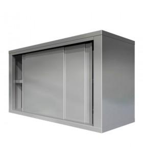 Dulap suspendat / de perete uși culisante, poliță intermediară