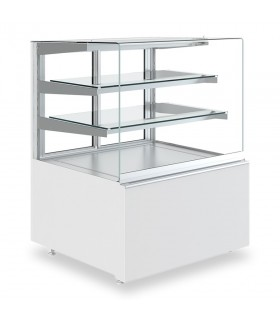 Vitrină frigorifică Cube 0.9W 2P