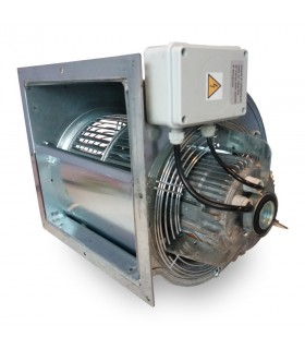 Ventilator hotă centrifugal 2650 m3/h