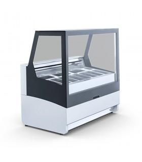 Vitrină inghețată, gelaterie, Innova Ice 1400 mm lungime