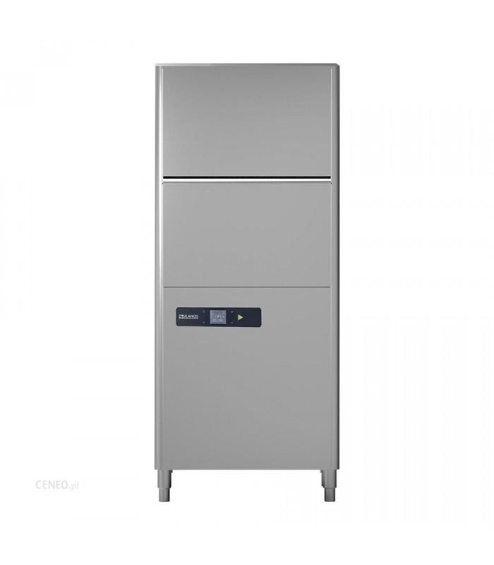 Mașină profesională de spălat vase cu perete dublu si functie de aburire 805020