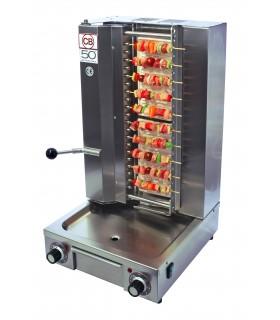 Grill electric pentru mini-frigărui CA20