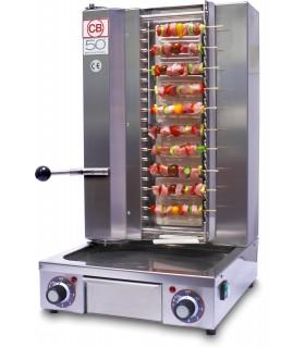 Grill electric pentru mini-frigarui CA20