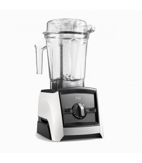 Blender Vitamix A2500i Ascent, 1400 W, 2l, Self-Detect Technology, 3 programe prestabilite, wireless, timer digital, Alb