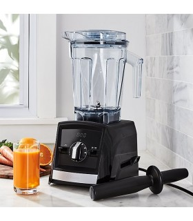 Blender Vitamix A2500i Ascent, 1400 W, 2l, Self-Detect Technology, 3 programe prestabilite, wireless, timer digital, Antracit
