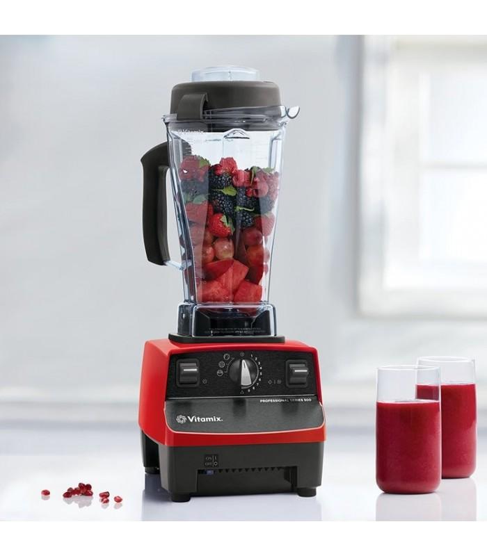 Blender Vitamix TNC 5200, Total Nutrition Center, 1200 W, 1.9 litri, 37.000 rpm, 10 viteze, Alb