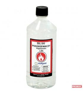 Combustibil solid gel bidon 1L