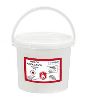 Combustibil solid gel galeata 5 litri