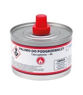 Combustibil solid de tip gel ( recipient inox )