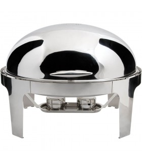 Oval chafing dish 9 litri