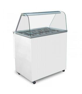 Vitrină frigorifică salate Ibiza