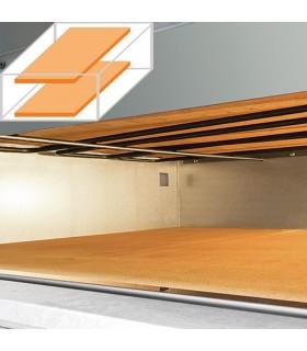 Caramizi refractare în partea superioară și inferioară - cuptor pizza Basic XL 3L