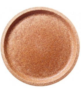 Farfurie 28 cm Biodegradabilă, Compostabilă