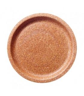 Farfurie 24 cm Biodegradabilă, Compostabilă