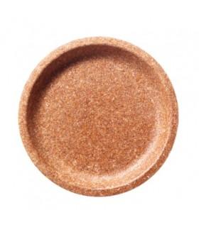 Farfurie 20 cm Biodegradabilă, Compostabilă
