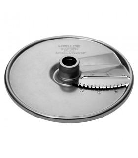 Discuri tăiere julienne Hallde RG-250 / RG-400i (2x2mm - 10x10mm)