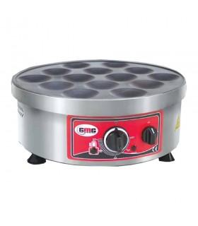 Crepieră rotundă mini clătite (mini pancakes) PC-R40, GMG