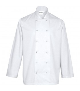 Cămașă albă pentru chef, unisex, mărimea XL