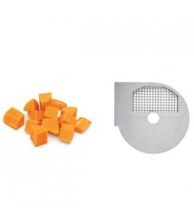 Disc tăiere cuburi 8x8mm TVM Titanium D8