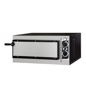 Cuptor electric pizza Basic 1/40 cu o cameră de coacere, 1 pizza 32 cm