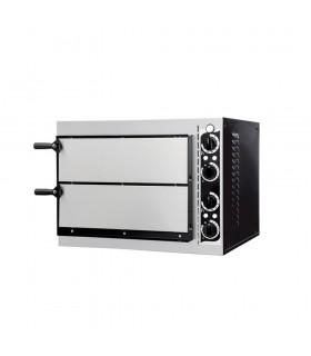 Cuptor electric pizza Basic 2/40 cu 2 camere, 1+1 pizza, 32 cm