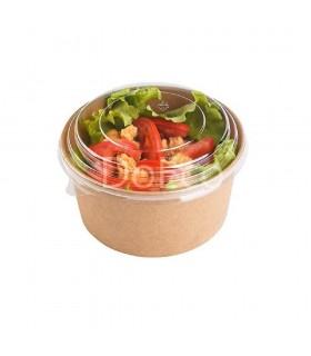Cutie Supă 760 ml Biodegradabilă-Reciclabilă, ECO SOUP 26W, albă, 90x110 mm, set 100 bucăți