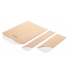 Ambalaj Tip Plic Biodegradabil-Reciclabil, 180x60 mm, ECO POCKET E (set 2100 bucăți)