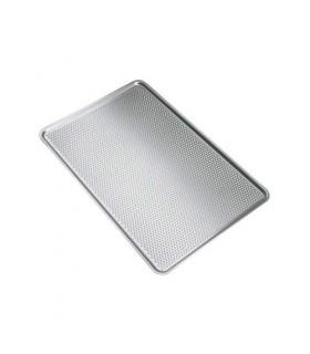 Tăvi aluminiu perforate 600x400 mm-set 4 bucăți