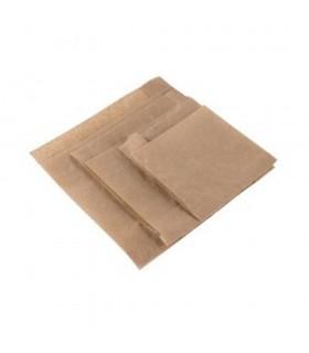 Pungă Hârtie Sandwich Biodegradabilă-Reciclabilă, SANDWICH BAG M, 140x145x30 mm (set 2000 bucăți)