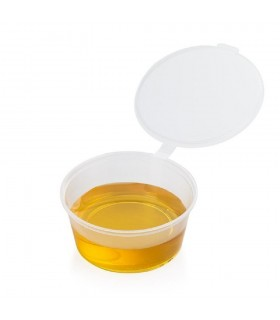 Cutie Sos 50 ml Biodegradabilă-Reciclabilă, ECO SOUS 50, 35x60x30 mm, set 100 bucăți