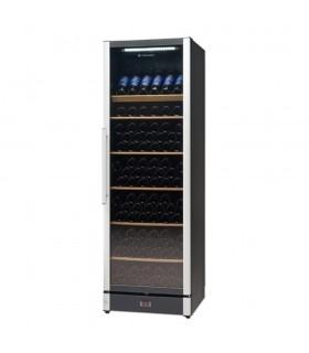 Vitrină frigorifică vinuri Wine 185 Black, 368 Litri, 5 rafturi