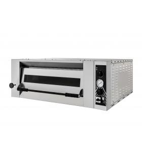 Cuptor electric pizza cu o cameră, Sideup4, 4 pizza ø34cm, 1090x1010x400mm, ușă cu geam