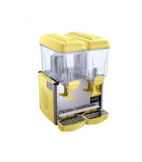 Dispenser dublu refrigerare băuturi 2x12litri