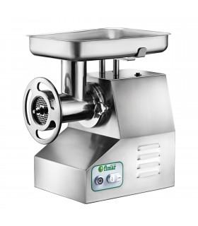 Mașină de tocat carne 300-500 kg/h, inox și fontă, alimentare 220V 32TNF