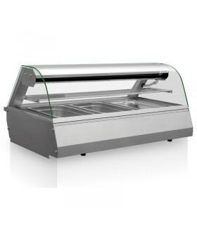 Vitrină frigorifică de banc Wiktoria 2/1.3