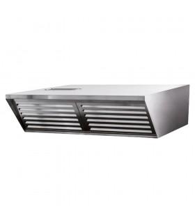 Hotă cuptoare cu filtre anti-condens & cărbune activ, ventilator încorporat CAP006