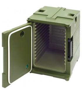 Cutie termică transport alimente din polietilenă, 86 litri, 650x450x625 mm, Stalgast Polonia