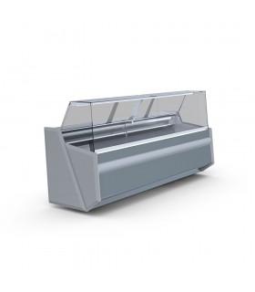 Vitrina frigorifica cu geam drept Pico 1.22 (07,08,12) L1300mm