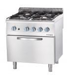 Mașini de gătit pe gaz
