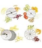 Discuri și accesorii preparare legume